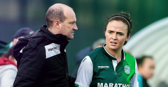 KIRSTEN REILLY AND GRANT SCOTT REFLECT ON DERBY VICTORY