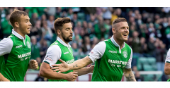 MATCH REPORT | HIBERNIAN 5-0 AYR UNITED