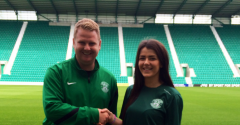 Ladies Sign New Midfielder