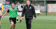 MARATHONBET TREAT HARPS TO COACHING SESSION WITH A DIFFERENCE