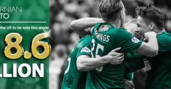 WIN BIG WITH HIBERNIAN LOTTO THIS WEDNESDAY