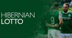 DOUBLE ROLLOVER WITH HIBERNIAN LOTTO ON WEDNESDAY