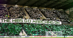 SINCE 1875 RETURN TO EAST STAND