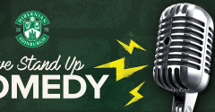 LIVE STAND UP COMEDY AT EASTER ROAD