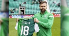 HIBERNIAN FOOTBALL CLUB & UTILITA ENERGY EXTEND PARTNERSHIP