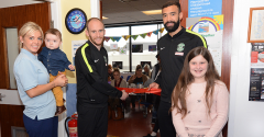 PLAYERS OPEN ST JOHN'S PLAY ROOM