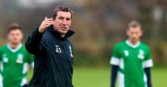 STUBBS: GOAL IS TO KEEP IMPROVING