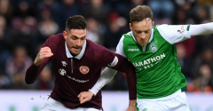 MATCH REPORT | HEART OF MIDLOTHIAN 2-1 HIBERNIAN