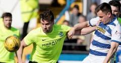 MATCH REPORT | MORTON 1-1 HIBERNIAN