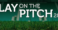 FINAL FEW PLACES LEFT FOR OUR PLAY ON THE PITCH EVENT