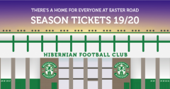 2019/20 SEASON TICKETS BACK ON SALE