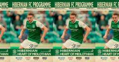 ISSUE 16 OF THE HIBERNIAN FC PROGRAMME