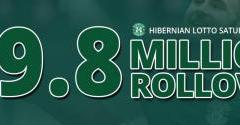 Quintuple rollover this Saturday on Hibs Lotto