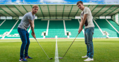 HIBERNIAN GOLF DAY: LIMITED SPACES LEFT