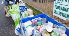 FOODBANK COLLECTION: PHENOMENAL SUCCESS