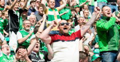 HIBERNIAN QUALIFY FOR EUROPE