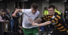 ALLOA ATHLETIC 2 HIBERNIAN 1