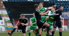 MATCH REPORT   FALKIRK 1-2 HIBERNIAN (U20S)