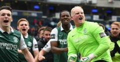 ROUTE TO THE FINAL: HIBERNIAN V DUNDEE UNITED