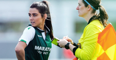 SHANNON MCGREGOR ON HER RECOVERY AND FRIDAY'S SWPL CUP FINAL