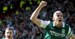 HIBERNIAN WIN THE SCOTTISH CUP