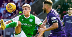 MATCH REPORT | STIRLING ALBION 1-1 HIBERNIAN
