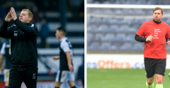 NEIL LENNON AND GRANT HOLT REFLECT ON RAITH DRAW