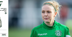 RACHAEL SMALL ON THE COVER OF THE HIBEE