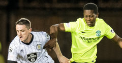 MATCH REPORT | ST MIRREN 2-0 HIBERNIAN