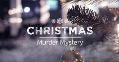 A CHRISTMAS MURDER MYSTERY AT EASTER ROAD!