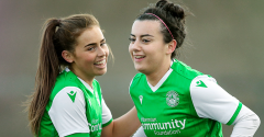MATCH REPORT | FORFAR FARMINGTON 1-4 HIBERNIAN LADIES