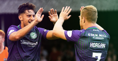 MATCH REPORT | ELGIN CITY 0-2 HIBERNIAN