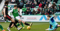 MATCH REPORT | HIBERNIAN 2-0 PARTICK THISTLE