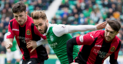 MATCH REPORT | HIBERNIAN 2-2 DUMBARTON