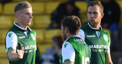 HIBERNIAN HAVE MOST MINUTES PLAYED BY ACADEMY PLAYERS IN UK
