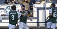HIBERNIAN LEARN SCOTTISH CUP OPPONENT