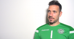 DELIGHT FOR OFIR MARCIANO AS HE RETURNS TO TRAINING