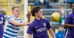 HIBERNIAN FRUSTRATED IN GREENOCK
