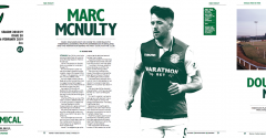 MARC MCNULTY ON THE COVER OF ISSUE 20 OF THE HIBEE