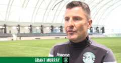 GRANT MURRAY DISAPPOINTED WITH DERBY DEFEAT