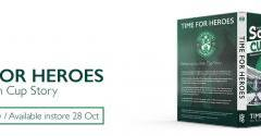 PRE-ORDER 'TIME FOR HEROES' NOW