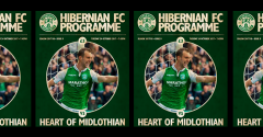 ISSUE 9 OF THE HIBERNIAN FC PROGRAMME
