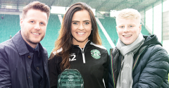 KIRSTEN REILLY WINS VEEN BARBERS GOAL OF THE MONTH FOR FEBRUARY