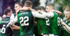 MATCH REPORT | HIBERNIAN 2-0 MOTHERWELL