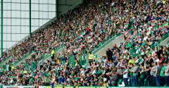NEXT MATCH   DUNDEE UTD AT EASTER ROAD