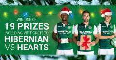 JOIN THE BIG FESTIVE GIVEAWAY WITH MARATHONBET