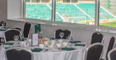 Hospitality packages - Hearts & Dundee Utd