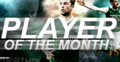 VOTE FOR YOUR MARATHONBET PLAYER OF THE MONTH