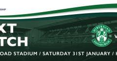 BUY TICKETS NOW FOR #HFCVRRFC