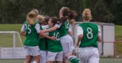 LADIES TO PLAY AT EASTER ROAD